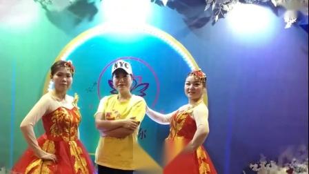 孝感后湖周素珍舞蹈队--分享相册舞蹈《国家》