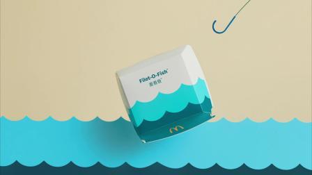 麦当劳换新包装了!