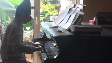 沈文裕演奏莫扎特《亨德尔风格组曲》4.库朗特