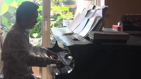 沈文裕演奏莫扎特《亨德尔风格组曲》KV399