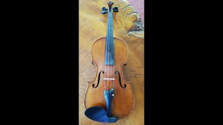 アコースティックヴァイオリン演奏