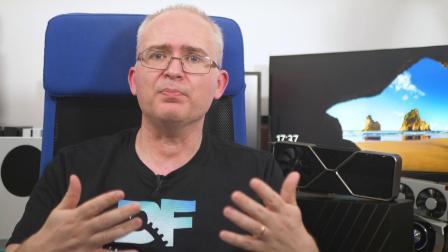 Nvidia GeForce RTX 3080数毛社测试视频