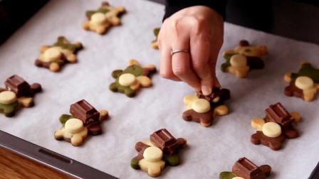 特别的日子里做一些特别的饼干,时间也变的温柔#vlog日常 #饼干