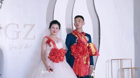 【铜川蜜匠婚礼】2020.08.24高翔&张萌【婚礼全程】