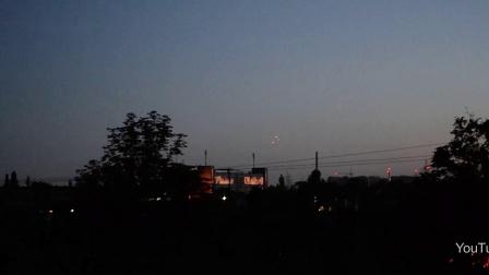 【UFO】乌克兰敖德萨UFO视频