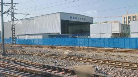 客车K1131次西安站1道停车 2020 09 15 16:04