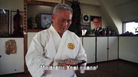 传统冲绳空手道教你如何保持身体健康