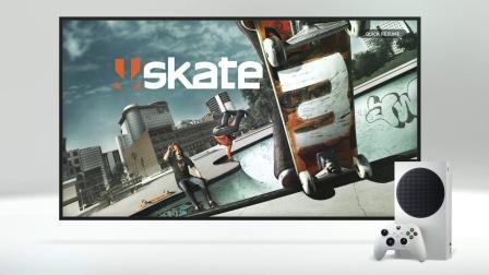 【游民星空】Xbox Series S快速恢复宣传片
