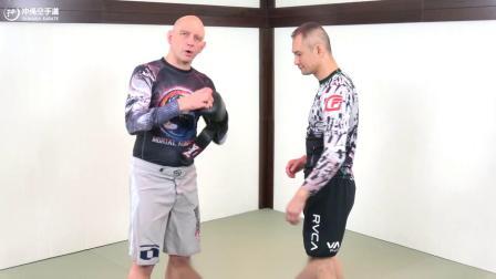 中文字幕_防身和MMA中最简单的摔法