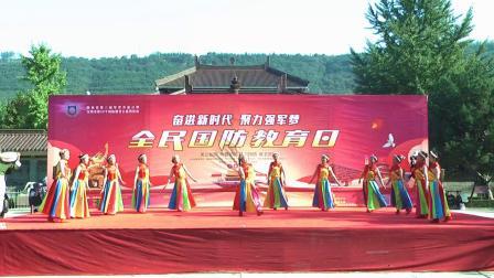 (4)舞蹈《洗衣歌》新艺舞蹈队 2020.09.18 地点 炎帝园