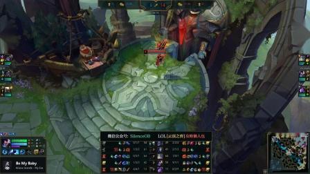 韩服第一亚索:宝石风男套路4分钟5-0 称霸下路?【SilenceOB】