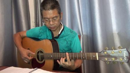 GuitarManH----《水手》吉他指弹