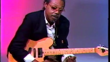 【吉他課堂】Cornell Dupree - Mastering RnB Guitar