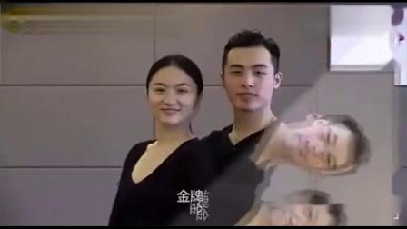 一家舞蹈培顺机构所教的《桑巴金牌》套路动作名称展示与教学