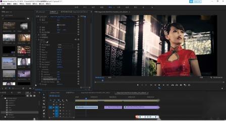 premiere4教程pr调色插件-MagicBullet的使用方法 (3)premiere我要自学网