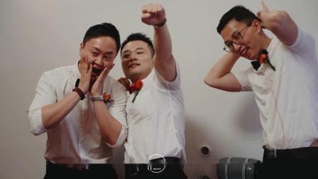 #JIANG&WANG#婚礼快剪20200919绿地福朋喜来登酒店「D·OFILMS电影工作室出品」