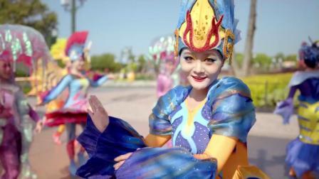 米奇童话专列回归  上海迪士尼度假区 Mickey's Storybook Express returns to ShanghaiDisneyland