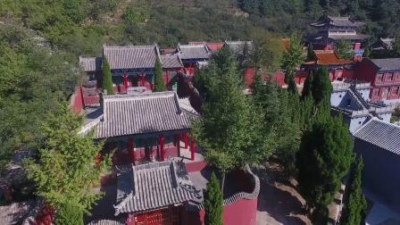山西晋城 · 大阳古镇 · 香山禅寺