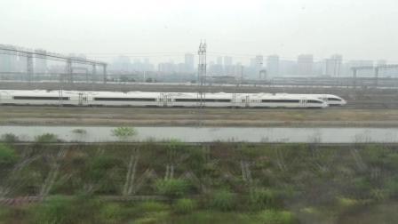 火车从重庆西站至贵阳站沿途风光 20200903