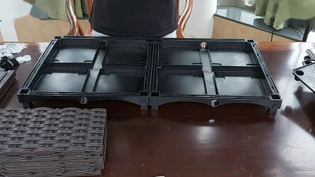 单层种植箱组装视频