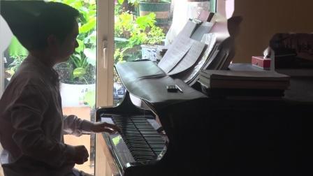 沈文裕演奏莫扎特 C大调前奏曲与赋格 KV394
