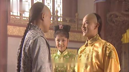 康熙:皇上见过父亲,质问苏麻为何现在才领他来,原来命不久矣