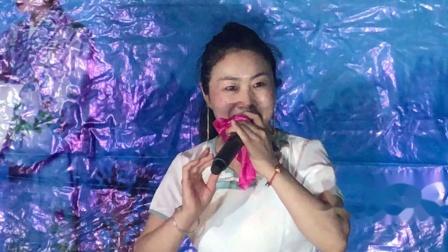 """优秀青年演员刘红演唱豫剧《泪洒相思地》选段""""承蒙小姐思德广"""""""