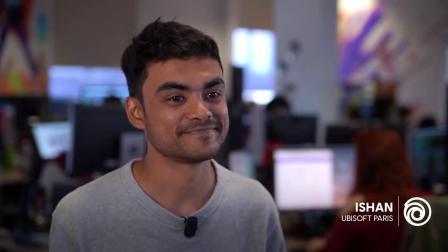【游民星空】育碧短片《我们是如何进入游戏产业的》
