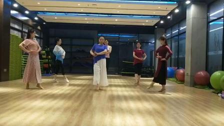 群舞 古典舞  多情种