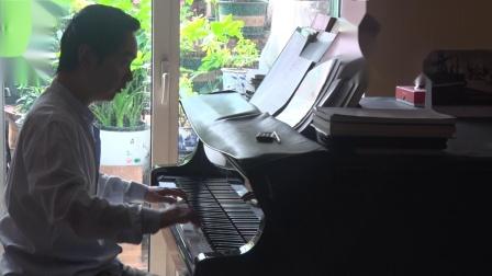 沈文裕演奏莫扎特《德国舞曲》第2首