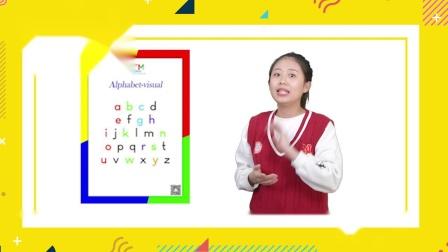 ATM English 教具讲解 - 字母盒子