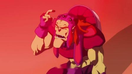 陀螺战士:哪怕是外星人都在吐槽陀螺战士的死脑筋