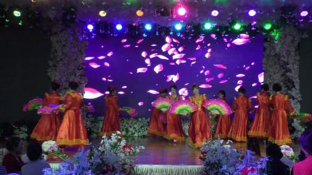 舞蹈《祝福祖国》海林市英雄社区艺术团