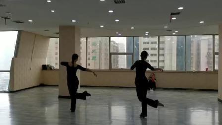 舞蹈《远情》青青和洋宝