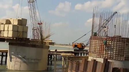 """印度又建""""豆腐渣""""工程,斥资26亿造桥,通车29天就塌了!"""