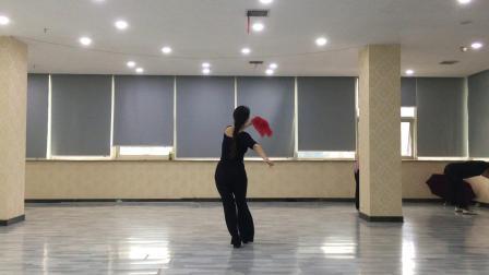 舞蹈《远情》青青个人课堂版