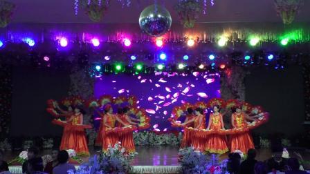 舞蹈《祝福祖国》海林市蔬菜村艺术团