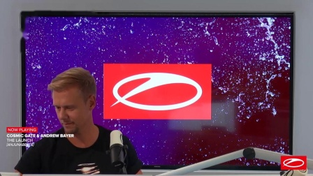 Cosmic Gate & Andrew Bayer - The Launch (ASOT 980 RIP)