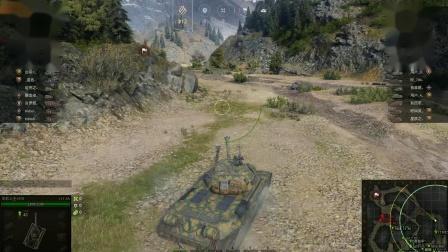 2020坦克世界经典视频——胜利之门——李旭王五棍带队奇袭取胜