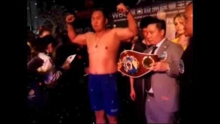 WBC亚洲重量拳王,艾美迪体育发展有限公司董事长吴志宇先生 拳王视频