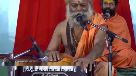 印度苦行僧13岁绝食,78年不吃不喝,隐形摄像头揭开真相!
