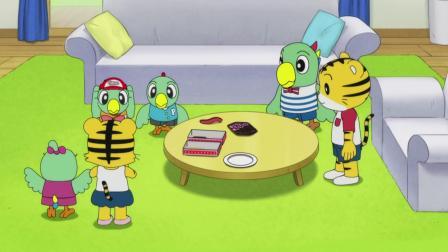 可爱巧虎岛 第三季:要不要甜甜圈 第5集
