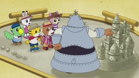可爱巧虎岛 第三季:大的东西就是好 第3集