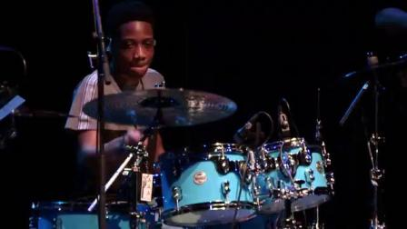 Young Drummer of the Year 2020 - WINNER! - Ebenezer Sendey