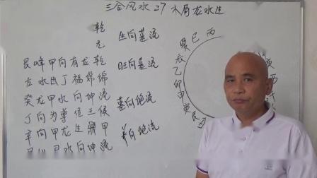 三合风水27(木局龙水生旺四格)