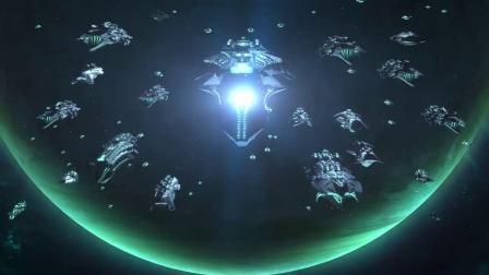 【游民星空】《群星》死灵族DLC预告片