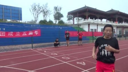 蔡家坡悦跑团成立五周年