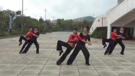 00212泰和县南国风-慢四造型(山谷里的思念)-浅水湾艺术团国庆节目