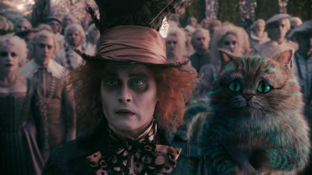 爱丽丝梦游仙境:如果不是爱丽丝它不会,爱丽丝你不能为了取悦他人而活着