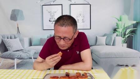 中秋美食,五芳斋和稻香村月饼